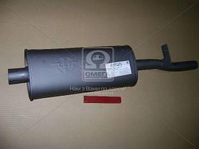 Резонатор ГАЗ 3110 закатной (24-34) (пр-во Ижора) 24-34-1202008-01