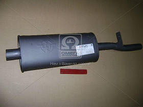 Резонатор ГАЗ 3110 закатной (24-34) (производство Ижора) (арт. 24-34-1202008-01), ACHZX