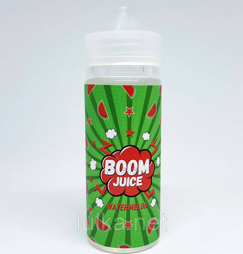 Watermelon BOOM 120мл (3 мг/мл)