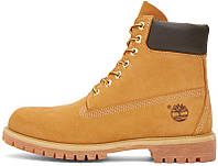 Мужские ботинки Timberland (натур.мех)