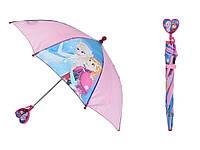 Зонтик для девочки с Ельзой