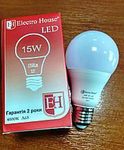 Лампа Electro House світлодіодна 15W 1350Lm Е27