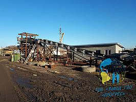 Спроектирован и поставлен комплекс по переработке шлаковых отвалов 6