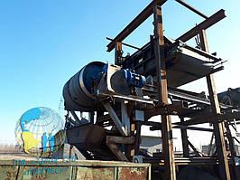 Спроектирован и поставлен комплекс по переработке шлаковых отвалов 10