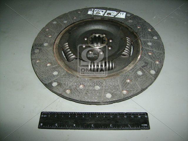 Диск сцепления ведомый ГАЗ двигатель560 (производство ГАЗ) (арт. 330242-1601130-01), AFHZX