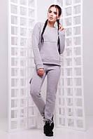 Спортивный костюм женский  Impulse SK-1572 флис, (2цв) тёплый спортивный костюм, женская спортивная одежда