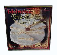Торт турон Edelweiss Torta Torron Diverso Duro de Cacabuete, 200г