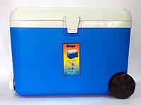 Изотермический контейнер 48 л синий, Mega