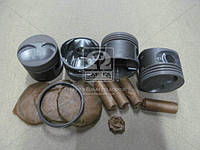 Поршень цилиндра ВАЗ 2110,2111 d=82,8 гр.B М/К (Black Edition+п.п+п.кольца) (МД Кострома)