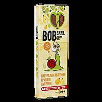 Конфеты BOB SNAIL Яблоко-груша 30гр (1уп/24шт)