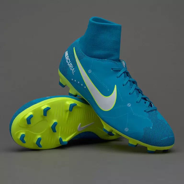 Детские Бутсы Nike JR Mercurial Victory VI DF NJR FG 921486-400 (Оригинал)  — в Категории