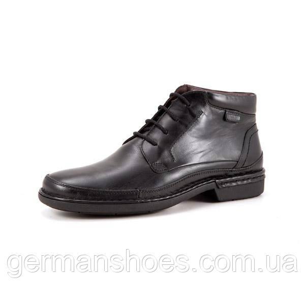 Ботинки мужские Pikolinos 08F-5124 BLACK