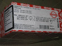Болт головки цилидра (комплект) VAG 1.6/2.0 AEH/AHL/AEG/APK/AVU/BFQ/CCSA (производство Elring), ADHZX