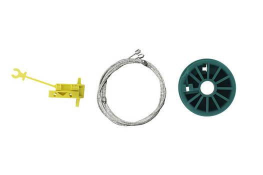 Ремкомплект механизма стеклоподъемника передней левой двери Citroen Jumper 1994-2006