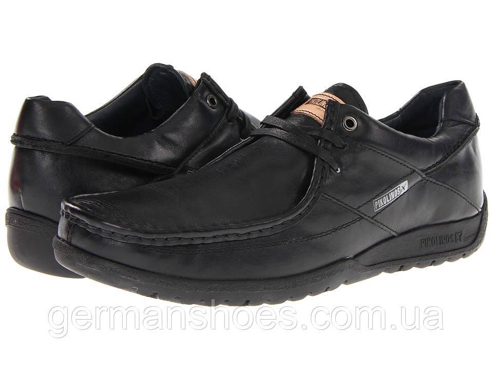 Туфли мужские Pikolinos 00N-6101 black