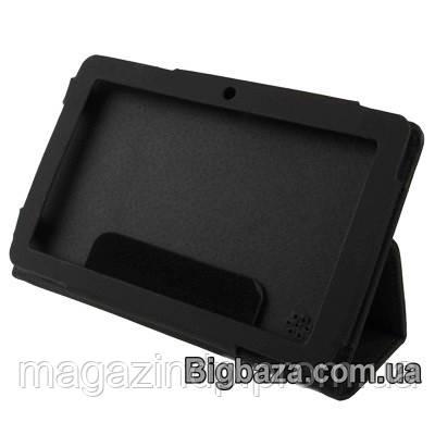 """Чехол для навигатора 7"""", черный, кожазаменитель Код:21368076"""