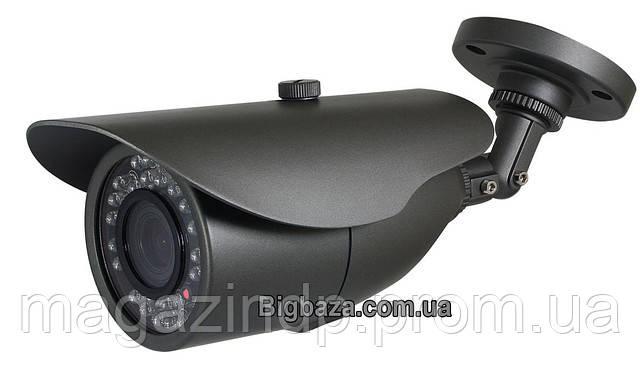 700TVL. ИК видеокамера влагозащищенная цветная LUX724SHE Код:22212395