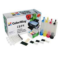 СНПЧ ColorWay Epson T26/27/TX1xx /C91/CX4300 (T26CC-0.0)