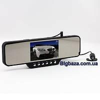Видеорегистратор в зеркале F10, панорамный - 3 камеры Код:28502491, фото 1