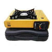 Одноконфорочная плита портативна газовая 2 в 1 Tramp TRG-006 Отличное качество. Доступная цена. Код: КГ2793