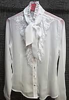 Блузы нарядные Армани для девочек киев