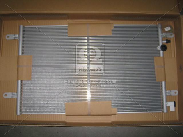 Радиатор кондиционера AUDI A 6 / S 6 (04-) 2.0 TDi (+) (производство Nissens) (арт. 94695), AGHZX