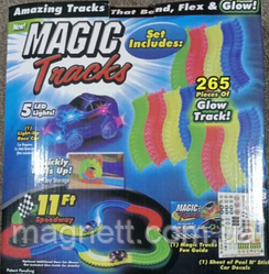 Дорога Magic Tracks (265 деталей)