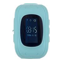 Смарт часы Ergo Kid`s K010 з GPS трекером Blue