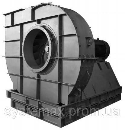 Вентилятор дутьевой ВДН (Полтавский вентиляторный завод)