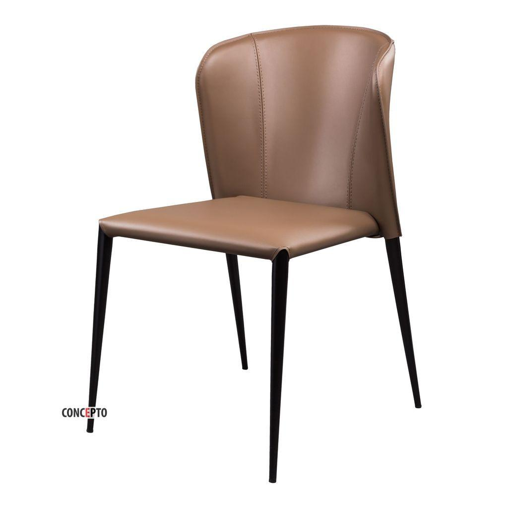Arthur (Артур) Concepto стул обеденный кожаный капучино
