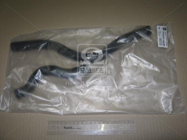 Патрубки отопителя ВАЗ 2111 (комплект 2 шт.)  СТАНДАРТ  (арт. DK-1364)