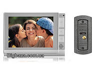 """Домофон DP-806 белый 8"""" Sony с записью на SD карточу Код:21528513"""