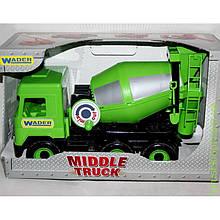 Бетономешалка Middle truck