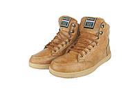 Мужские ботинки (Код: WB-156 коричневый)