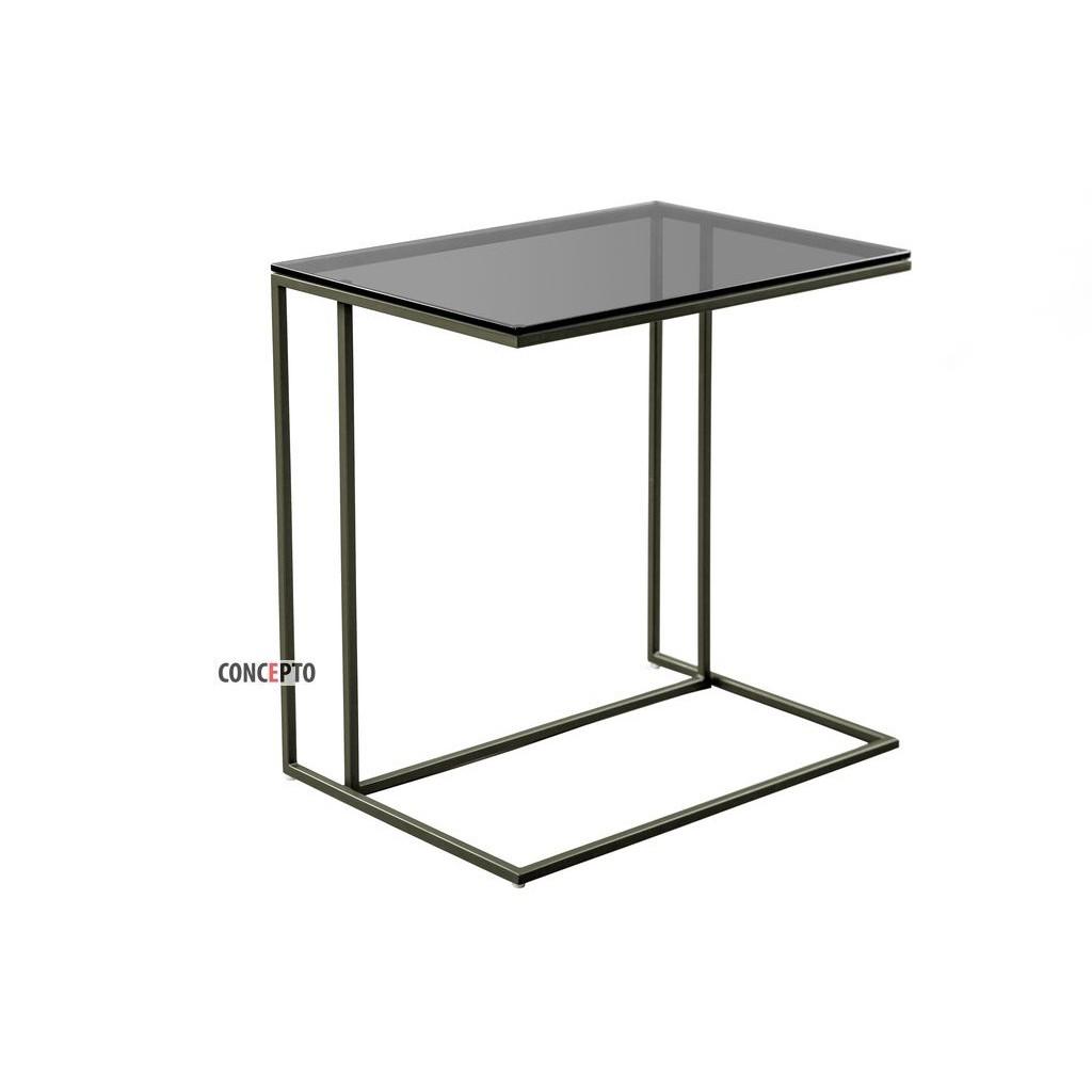 Sharp (Шарп) Concepto столик приставной стеклянный