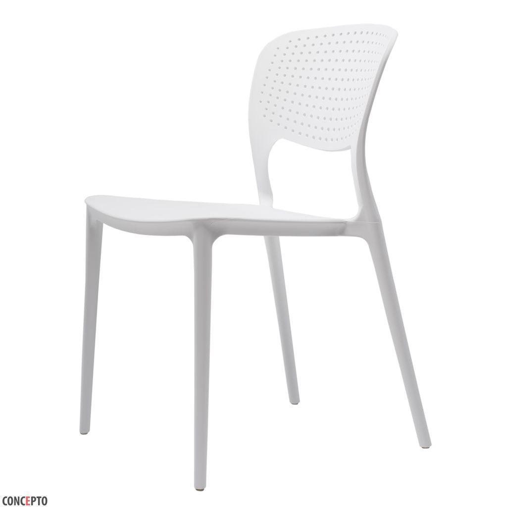Spark (Спарк) Concepto cтул пластиковый белый
