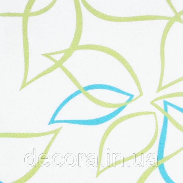 Рулонні штори міні Abris 01 Green