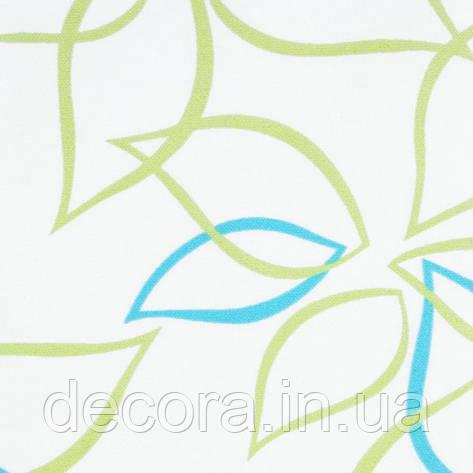Рулонні штори міні Abris 01 Green, фото 2