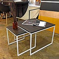 4060 комплект журнальных столиков (2 штуки)