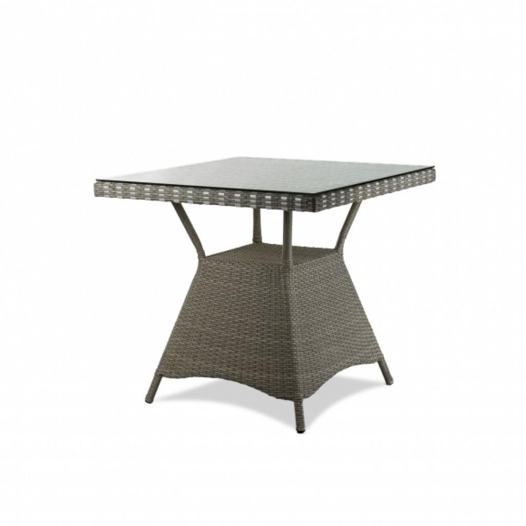 Ajour (Ажур) плетёный стол из ротанга