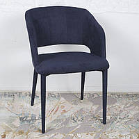 Andorra (Андорра) стул текстиль тёмно-синий