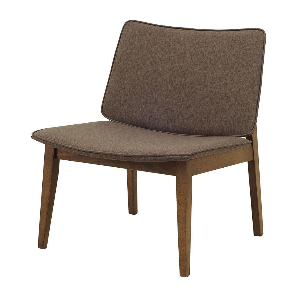 Batley Lounge (Бэтли Лаунж) стул текстиль коричневый
