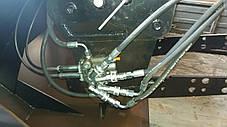 Погрузчик Фронтальный Быстросъёмный НТ-4М КУН на МТЗ С Джойстиком НАЛ, фото 3