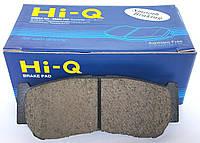 Колодки тормозные задние Hyundai Santa Fe 02-06 гг. Hi-Q (SP1178)