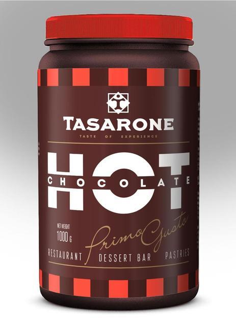 Шоколад молочный горячий растворимый TASARONE 1 кг