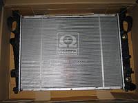 Радиатор охлаждения MERCEDES (производство Van Wezel) (арт. 30002306), AHHZX
