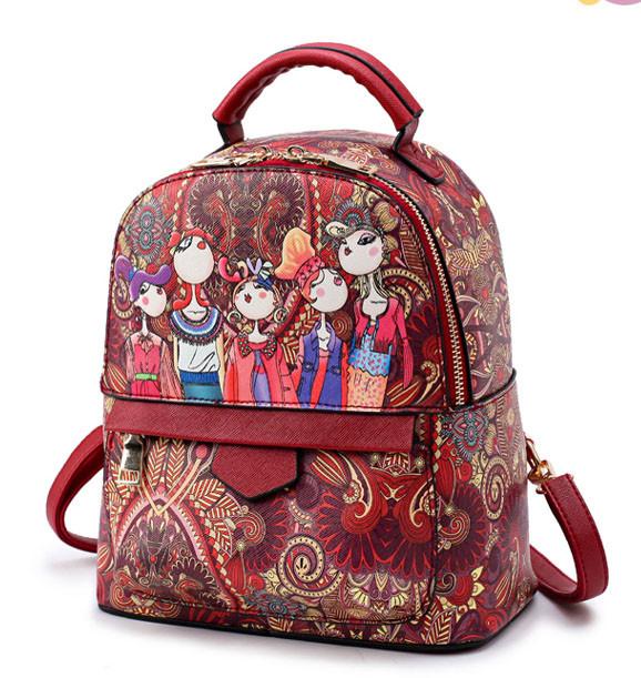 Рюкзак Оригиальный. Три цвета.