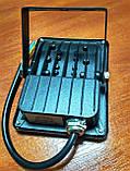 Прожектор LED светодиодный Electro House 10 Вт 850Lm 6500K, фото 4