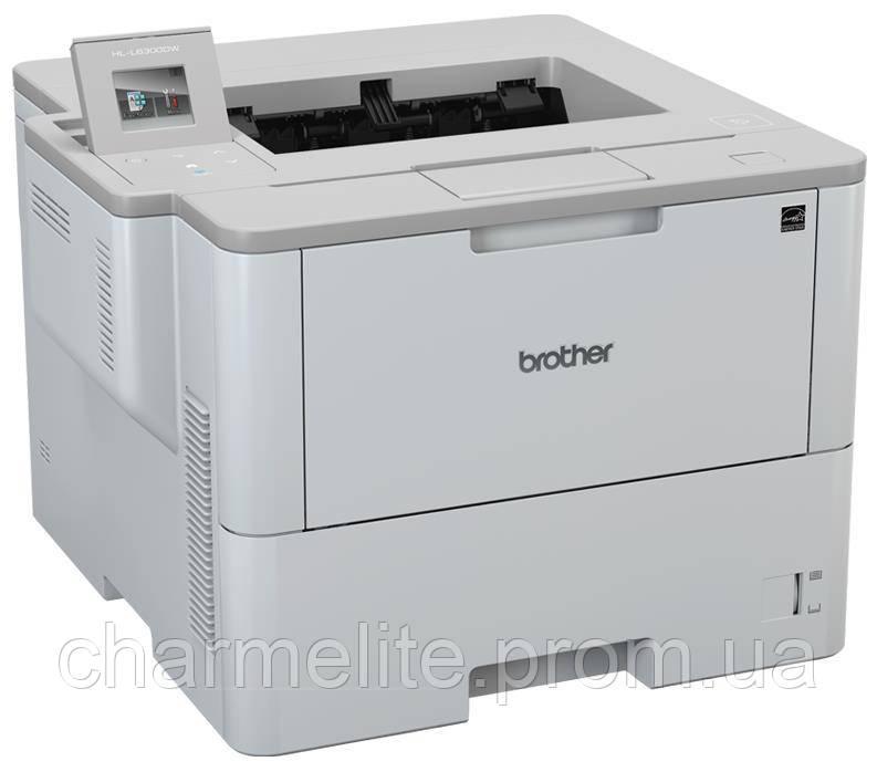 Принтер A4 Brother HL-L6300DWR c Wi-Fi