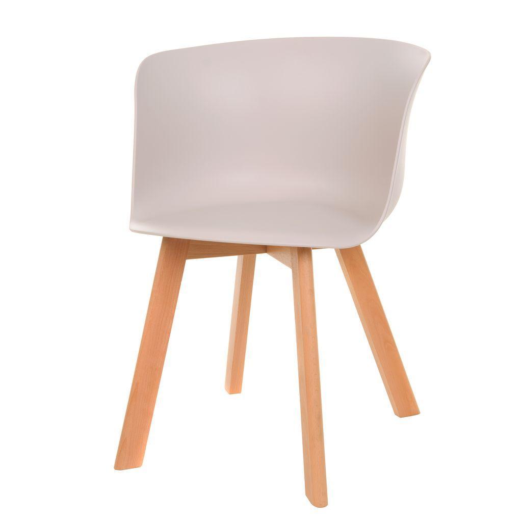 Cherish (Чериш) стул пластиковый капучино